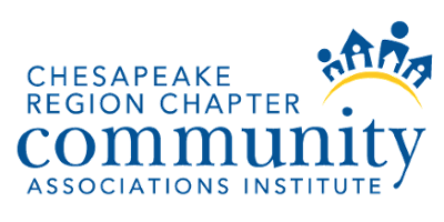The Chesapeake Region Chapter of the Community Associations Institute logo